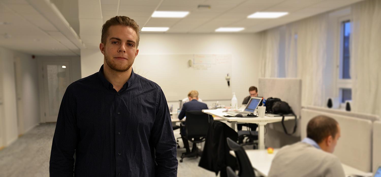HowILandeda Position as a Sales TeamLeadin Stockholm